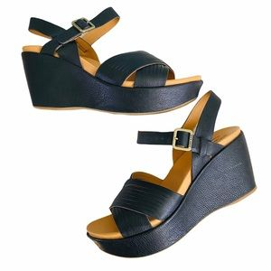 New Kork-Ease Adelphi Wedge Sandal